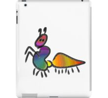 Colourful insect iPad Case/Skin