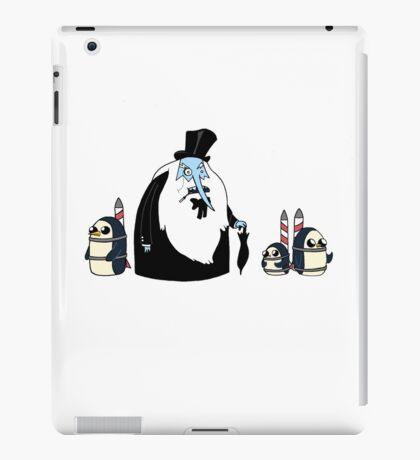 Ice King Crossover Penguin iPad Case/Skin