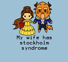 Happy Stolkholm Syndrome Unisex T-Shirt