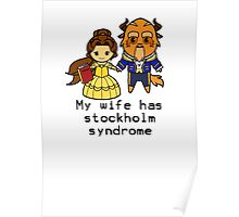Happy Stolkholm Syndrome Poster