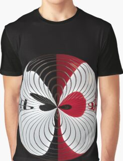 Drunk Butterfly Graphic T-Shirt