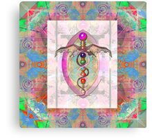 CADUCEUS OF FREEDOM 2 Canvas Print
