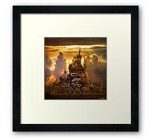 Castle in Dreamland Framed Print
