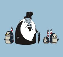 Ice King Crossover Penguin Kids Clothes