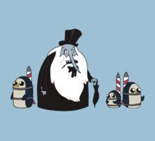 Ice King Crossover Penguin Kids Tee