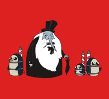 Ice King Crossover Penguin Kids Tee