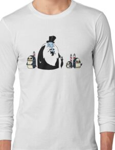 Ice King Crossover Penguin Long Sleeve T-Shirt