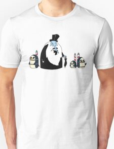 Ice King Crossover Penguin Unisex T-Shirt