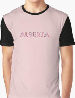 Alberta Graphic T-Shirt