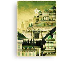 Highgarden - House Tyrell Canvas Print