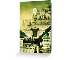 Highgarden - House Tyrell Greeting Card