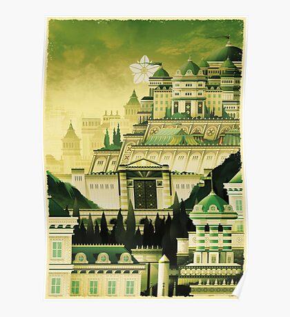 Highgarden - House Tyrell Poster