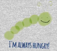 I'm Always Hungry One Piece - Short Sleeve