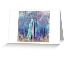 One Kansas City Place (Kansas City, MO) Greeting Card
