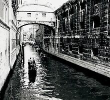 Bridge of Sighs Venice by RachelMacht