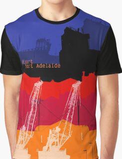 #ihartPortAdelaide - industrial chic Graphic T-Shirt