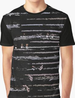Line Art The Scratch no. 3 Graphic T-Shirt