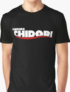 Finding Chidori Graphic T-Shirt