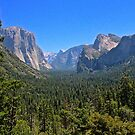 Tunnel View by NuclearJawa