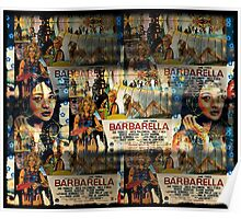 stratosphere girl meets barbarella Poster