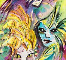 Carnivale in Taormina 01 by Goodaboom