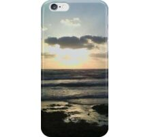 Sunrise at the Beach iPhone Case/Skin