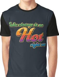 Fake Vintage Graphic T-Shirt