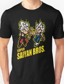 Super Saiyan Bros Unisex T-Shirt