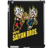 Super Saiyan Bros iPad Case/Skin