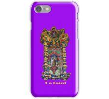 4 a Saint iPhone Case/Skin
