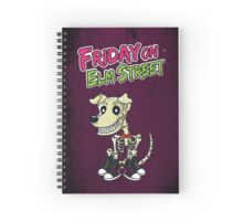 Friday on Elm Street - Spiral Notebook Spiral Notebook