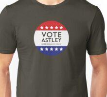 Vote Astley Unisex T-Shirt