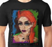 She Gives Her Love Freely To The One Unisex T-Shirt