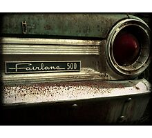 Fairlane 500 Photographic Print