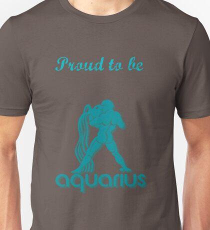 Aquarius. Unisex T-Shirt