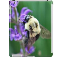 Fuzzy Worker iPad Case/Skin