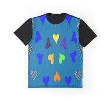 We Have Been Hearted Graphic T-Shirt
