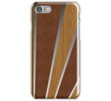 Wood Stripes iPhone Case/Skin