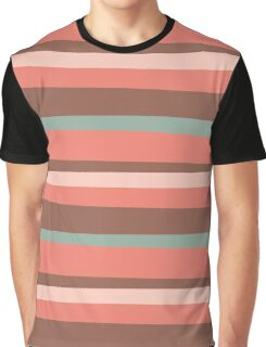 Lines and colors Graphic T-Shirt