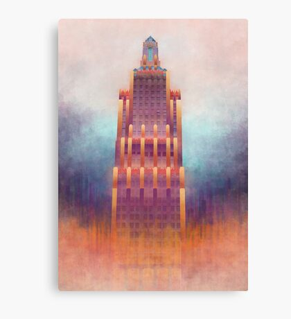 Power and Light Building (Kansas City, MO) Canvas Print