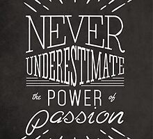 the power of passion by Magdalena Mikos