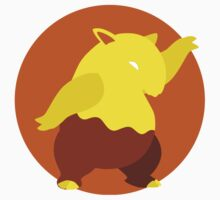 Drowzee - Basic by Missajrolls