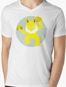 Hypno - Basic Mens V-Neck T-Shirt