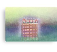 President Hotel (Kansas City, MO) Canvas Print