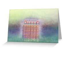 President Hotel (Kansas City, MO) Greeting Card