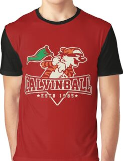 Calvinball  Graphic T-Shirt