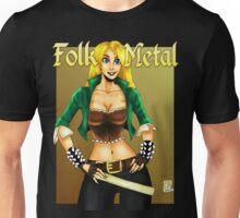 Folk Metal Chick T-Shirt