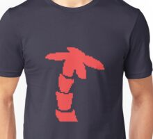 Moonlight Palm Tree Unisex T-Shirt