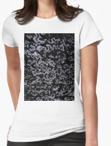 Sea at Night Womens Fitted T-Shirt