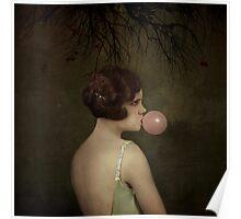 Lady Dina Poster
